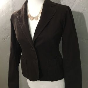 Michael Kors Brown Jacket in great condition